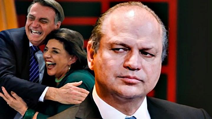 [Vídeo] Ricardo Barros diz à Leda Nagle que Bolsonaro queria que 60% da população se contaminasse