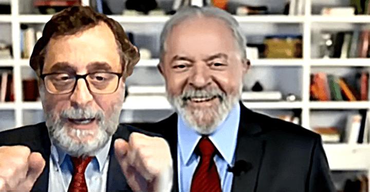 """Antero Greco diz """"pela enésima vez"""" que votará Lula em 2022: """"Decisão irredutível"""""""
