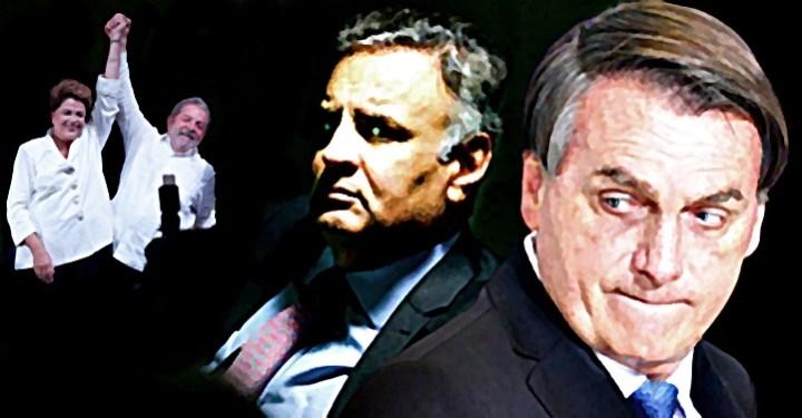 """Aécio diz que """"não acredita"""" em fraude em 2014 e contesta fala de Bolsonaro sobre ter vencido Dilma"""