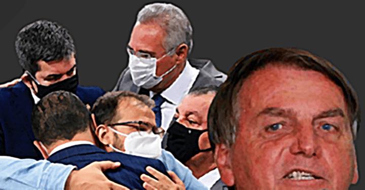 """Bolsonaro se entrega, confessa prevaricação sobre o 'covaxingate' e chama senadores de """"bandidos"""""""
