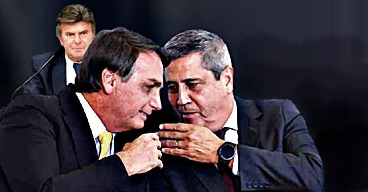 Fux deve se reunir com os Três Poderes para que Braga Netto e Bolsonaro afinem o discurso