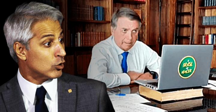 """[Vídeo] Bolsonaro quer desobrigar uso de máscaras """"ainda hoje"""" e induz o povo a """"erro fatal"""""""