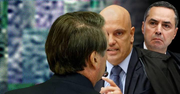 Empresários e intelectuais manifestam-se em apoio ao TSE e contra Bolsonaro