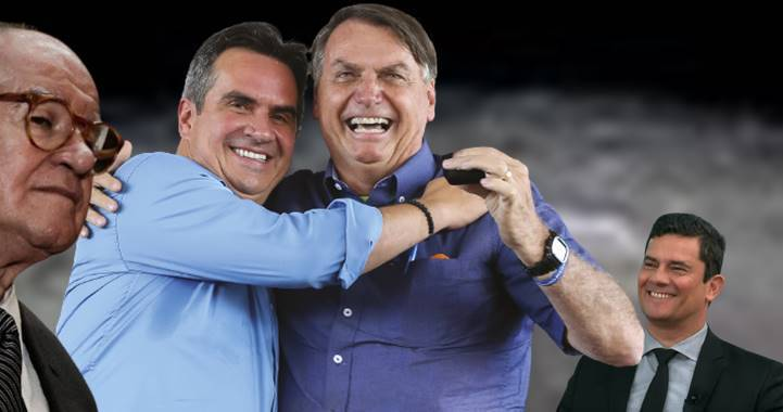 Ciro Nogueira comprou de Bolsonaro terreno na lua, perto de onde Moro também teve lote