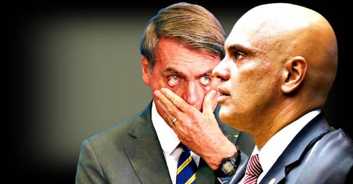 Aguardem o desenrolar dos inquéritos de Bolsonaro, diz Alexandre de Moraes
