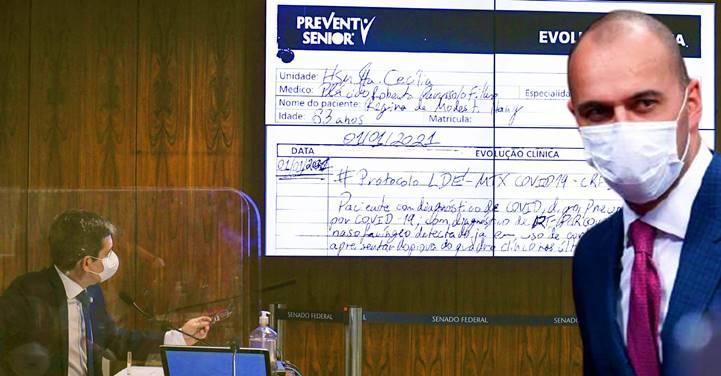 """Advogada de médicos """"caçados"""" pela Prevent Senior decidirá futuro da operadora de saúde na CPI"""