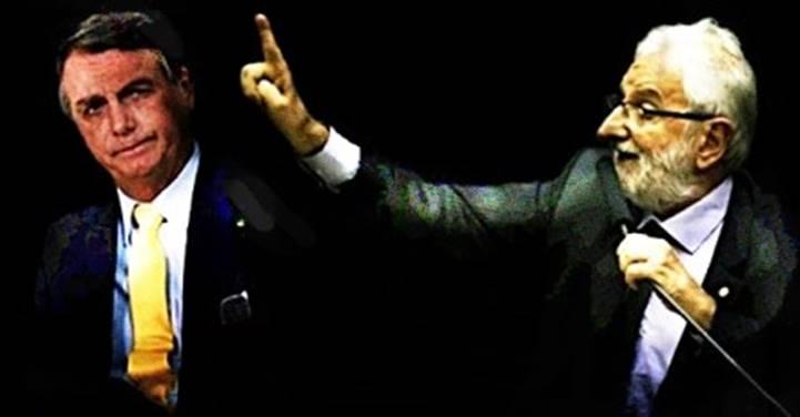 """Aos mil dias de governo """"é difícil saber qual mal maior"""" Bolsonaro fez ao país, diz Ivan Valente"""