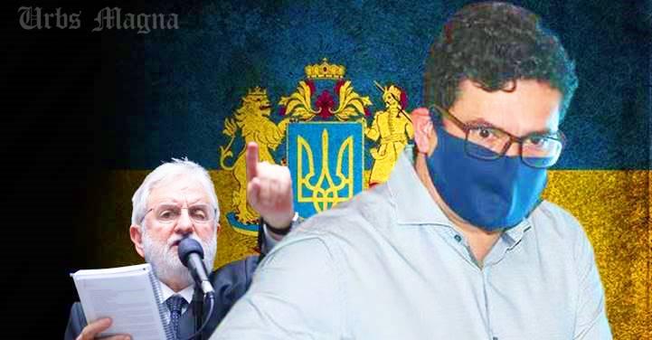 """Ao elogiar """"a neonazista Ucrânia"""", Moro """"é definitivamente uma fraude"""", diz Ivan Valente"""