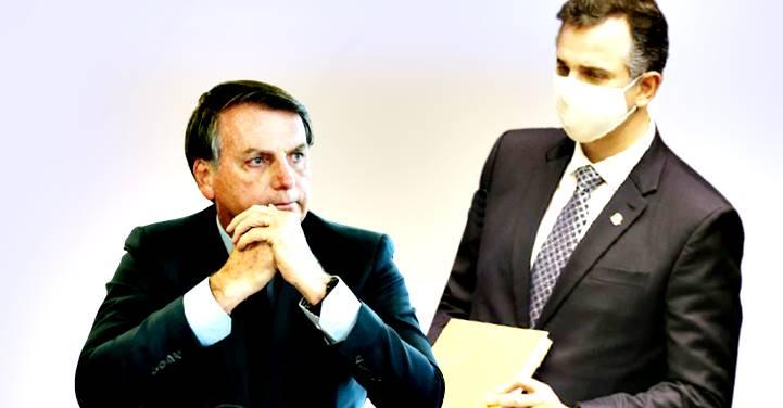 Pacheco devolve a Bolsonaro MP que limita remoção de conteúdo nas redes