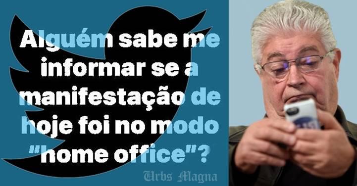 """""""Foi em Home Office?"""", pergunta Requião sobre a 'grande manifestação' anunciada por MBL e Vem Pra Rua"""