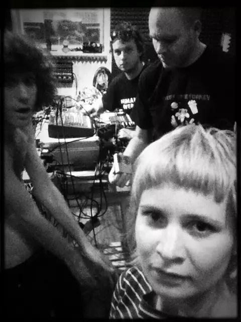 Urbsounds in Studio, Bratislava 2011