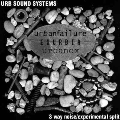 urb sound systems - 3way noise experimental split