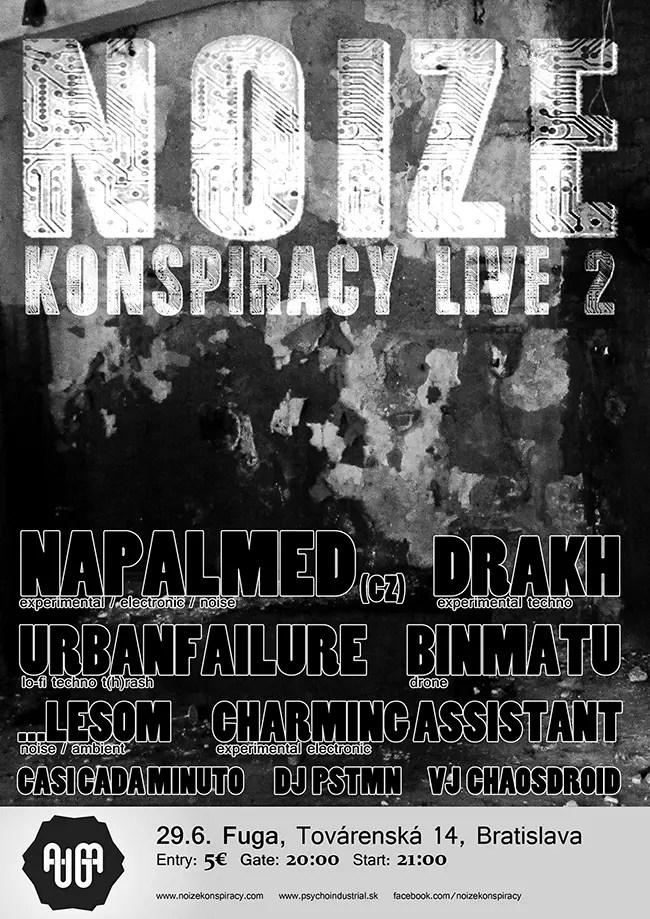 29 June 2012 :: Noize Konspiracy
