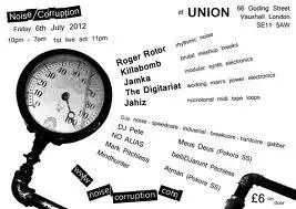 Noise Corruption Event
