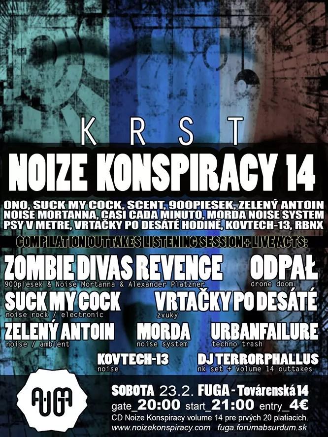 23.2 :: Noize Konspiracy 14