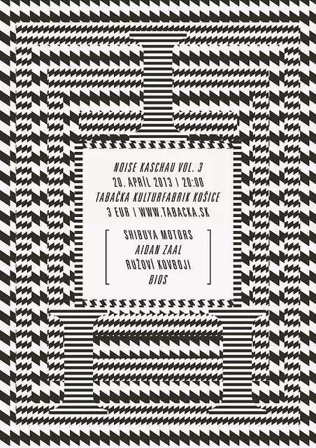 20 April :: Noise Kaschau 3 @Tabačka