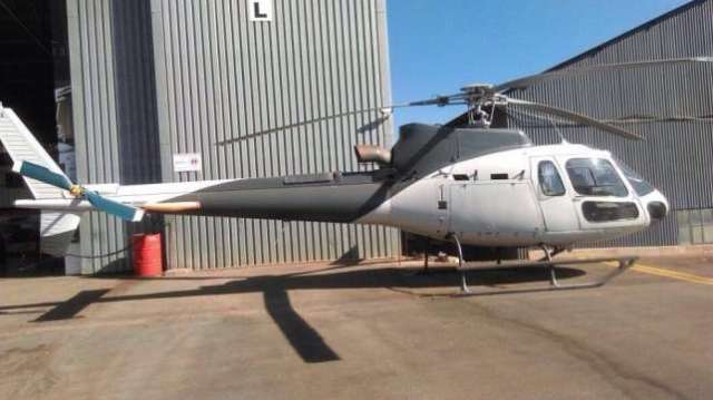 AS350 B3 Helicopter 6 seater