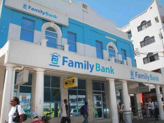 family bank registers kshs187 8 million profit in nine months