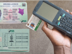 NTSA Smart Driving License