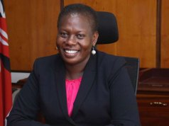 Land Ministry CS, Farida Karoney