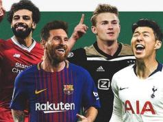 barcelona vs liverpool ajax vs tottenham hotspur