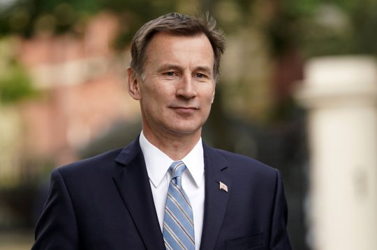 Jeremy Hunt's thoughts on abortion