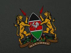 Man wants Harambee Removed from court of arms