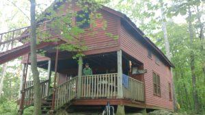upper goose cabin