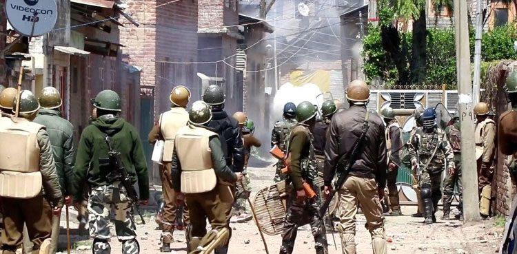 بھارتی فوج کا نام نہاد آپریشن، مزید 3 کشمیری شہید۔