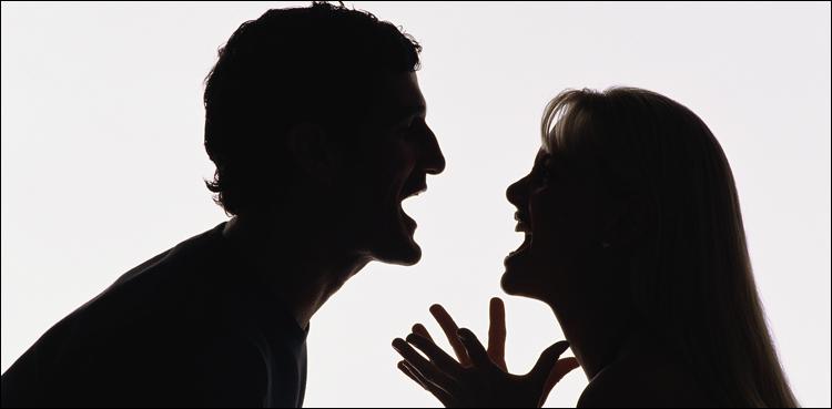 گھر میں غصہ کرنا جرم قرار، پانچ لاکھ روپے جرمانہ ہوسکتا ہے