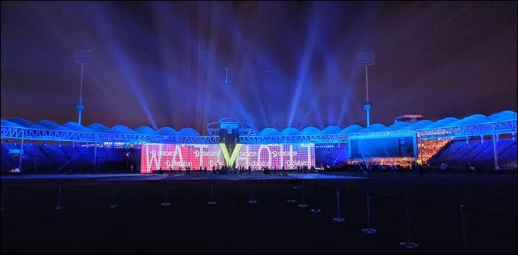 پاکستان سپرلیگ سیزن5 کی دھماکے دار افتتاحی تقریب آج شام کراچی میں ہوگی