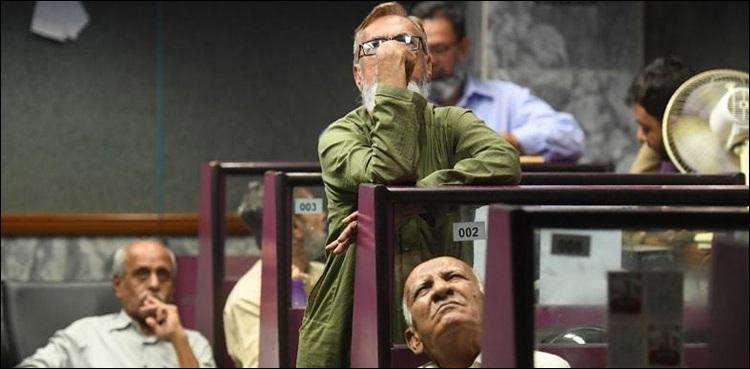 کرونا وائرس پاکستان اسٹاک مارکیٹ کو لے ڈوبا، سرمایہ کاروں کو بڑا نقصان