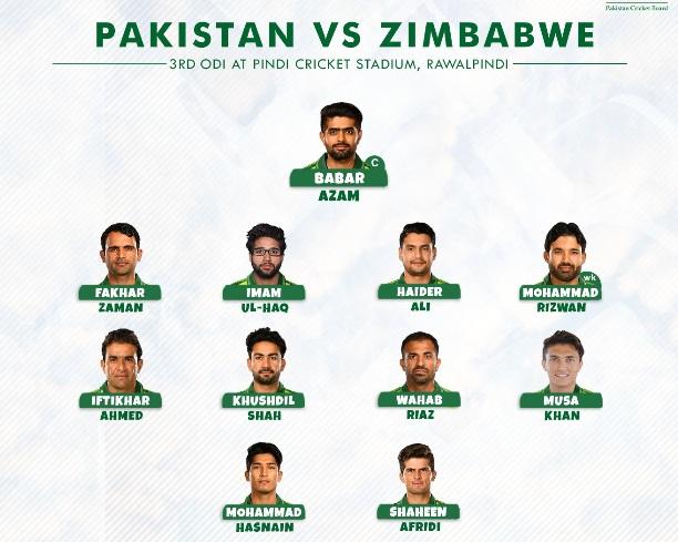 زمبابوے نے سپر اوور میں پاکستان کو شکست دے دی 1