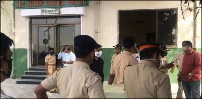 India: MP's body found hanging from hotel room