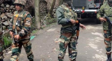 جنوبی کشمیر کے 4 گاوں کا فورسزمحاصرہ اور تلاشی آپریشن