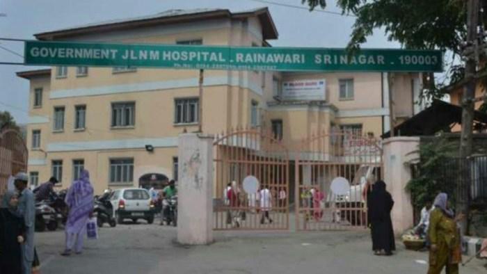 رعناواری اسپتال میں شعبہ ایمرجنسی عام مریضوں کے لئے کھولنے کا مطالبہ