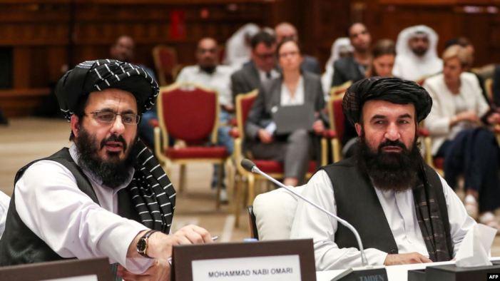 طالبان اور افغان حکومت کے درمیان معاہدہ
