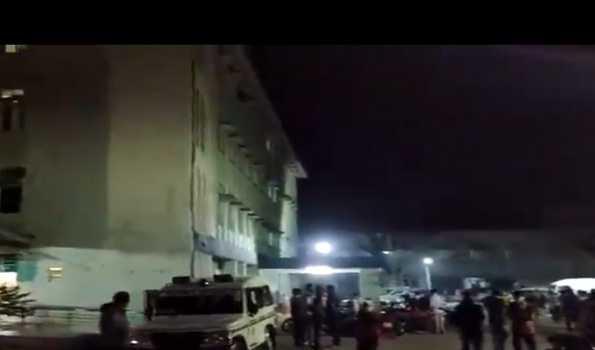 مہاراشٹر کے ضلع بھنڈارہ کے ڈسٹرکٹ اسپتال میں خوفناک آتشزدگی ، 10 نوزائیدہ ہلاک