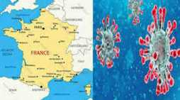 فرانس میں کورونا متاثرین کی تعداد 29 لاکھ سے متجاوز
