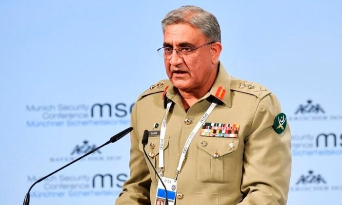 پاکستانی فوج کی بھارت کو امن کی پیشکش