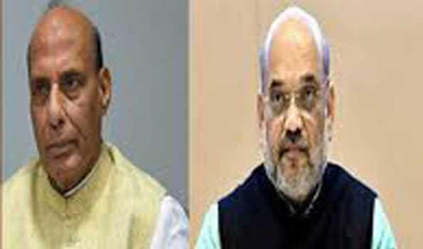بالاکوٹ: راج ناتھ اور شاہ نے فضائیہ کے بہادروں کو سیلیوٹ کیا
