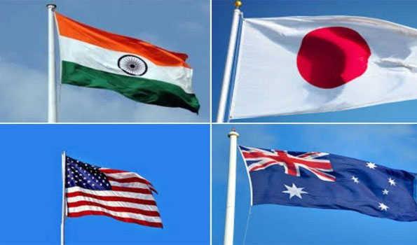 کواڈ ممالک کی وزارتی سطح کی ورچوول میٹنگ آج