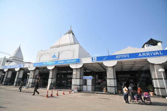 جموں ایئرپورٹ کو بند کرنے کا فیصلہ منسوخ، فلائٹ آپریشنز کے اوقات میں کمی