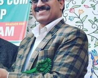 ڈاکٹر شمیم احمد وانی کا انتقال ،تعزیت تین دن تک