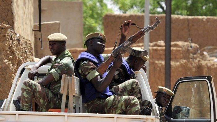 دہشت گردوں کے حملے میں برکینا فاسو میں 11 پولیس افسران ہلاک