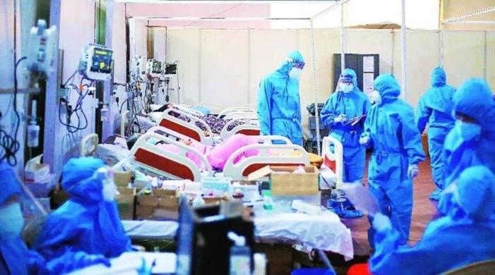 دنیا میں کورونا سے مزید آٹھ ہزار افراد کی موت