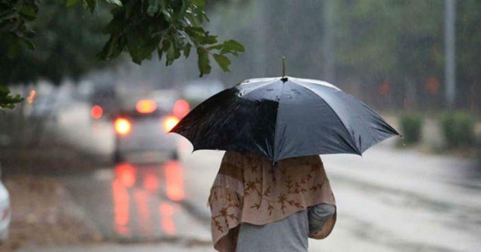 کشمیر میں رک رک کر بارشوں کا سلسلہ جاری،19 اکتوبر سے موسم میں بہتری متوقع
