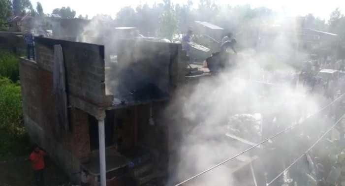 سری نگر میں مسلح تصادم، دو جنگجو جاں بحق
