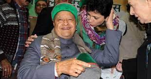 ہماچل کے سابق وزیر اعلی ویربھدر سنگھ کا انتقال