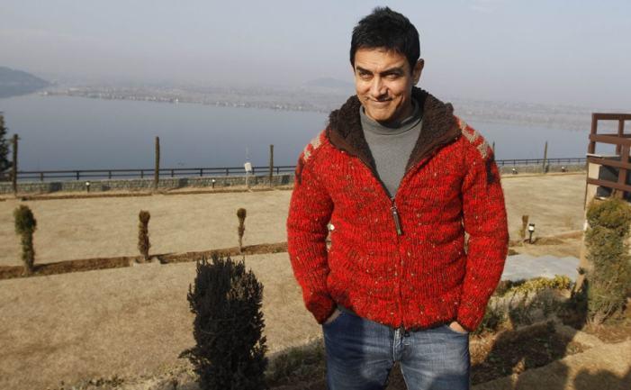 اپنی زندگی میں کشمیر جیسی خوبصورت جگہ نہیں دیکھی ہے: عامر خان